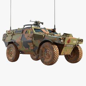 3D general defence