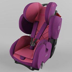 Recaro Young Sport Hero Children Car Seat Core Power Berry model
