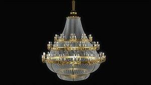 chandelier 3D