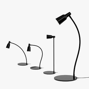 Desk Lamp model