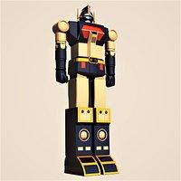 Kaimeio - God Sigma 3D Model