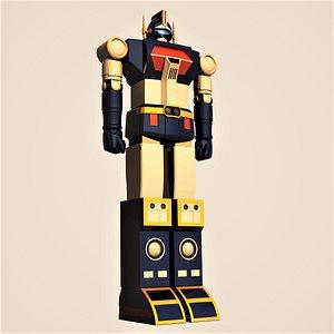 3D Kaimeio - God Sigma 3D Model