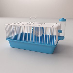 3D Hamster Cage