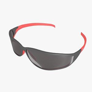 Mountaineering sunglasses model