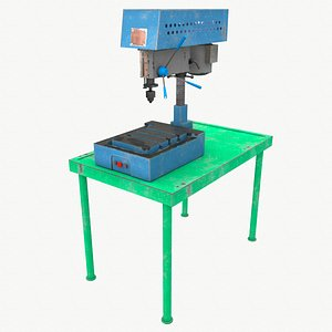 industrial drilling press model