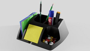 Office Depot Desktop Organizer model