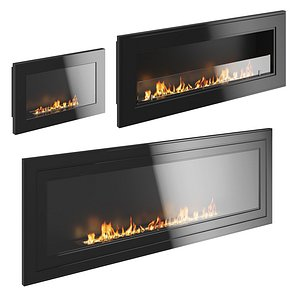 Bio fireplaces