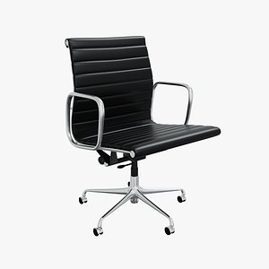 Eames Aluminum Group Management Chair model