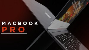 3D Macbook pro
