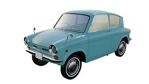 3D model Carol 1962
