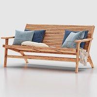 Acadia Outdoor Sofa