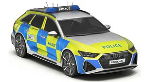 Car Police 11 model