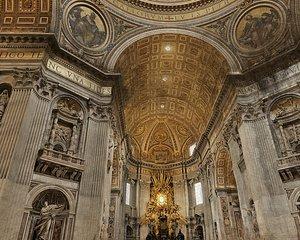 3D Vatican Basilica di San Pietro model