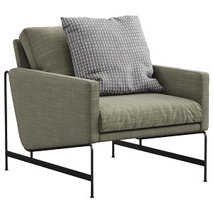 3D Clement Occasional Chair By COCO REPUBLIC