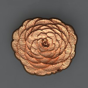 3D camellia