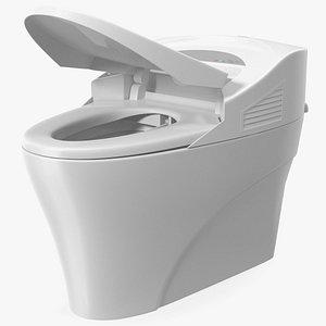 Bidet Smart Toilet 3D model
