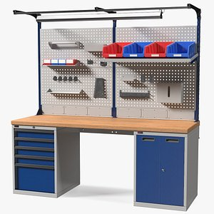 3D dikom multipurpose workbench work