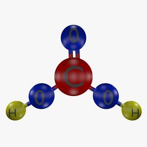carbonic acid model
