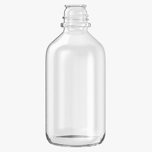 laboratory bottle medium 01 3D model