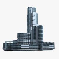 Modern Building 133