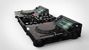 DJ MIXER XR AUDIO 3D