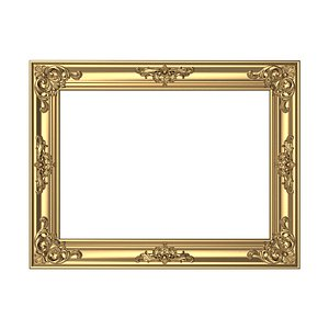 3D frame picture used