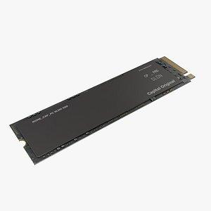 NVme SSD M2 3D