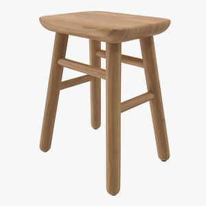 3D jasper stool smal