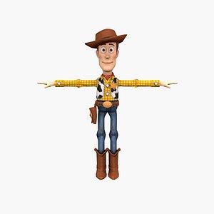 Woody model