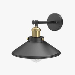 Sconce Loft Lamp 3D model