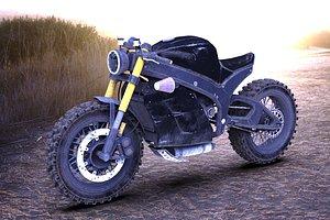 Superbike max 3D model