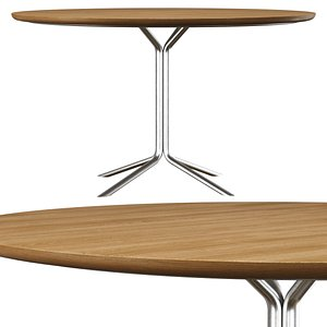 nest conference table 3D model