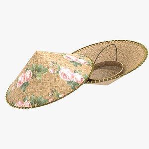 farmer hat 3D