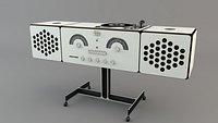 Vintage Radio Turntable