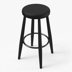 3D ch56 bar stool model