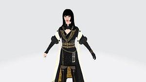 3D final fantasy xv