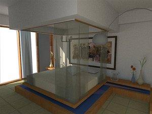 interior 3D