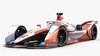 Mahindra Racing M7 Electro formula E 2020 2021