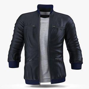 city jacket 3D model