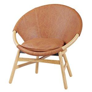 3D model modernism chair furniture