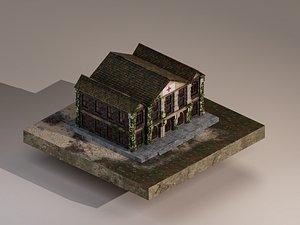 Medieval Hospital 3D