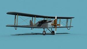 3D Airco DH-4 Passenger Air Transport