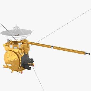 Cassini-Huygens 3D