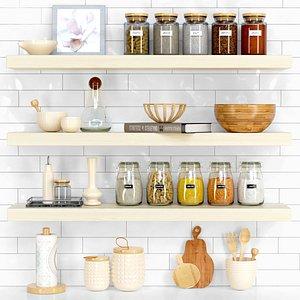 3D model kitchens