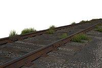 Train Railway P43 12 5m