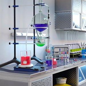 3D Laboratory Modern