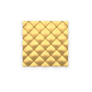 3D panel of plaster Skin fine 01 model