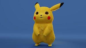 pikachu pokemon model