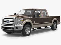 Ford Super Duty  2016 F350 Crew Cab