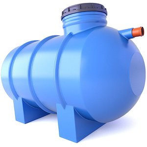 Sewage Treatment Plant  25 model
